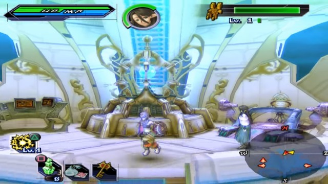 Shining Force EXA PS2 GAME ISO Gameplay