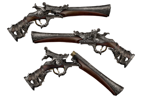 Hunter Pistol