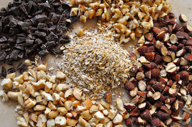 Oat Nut Bar Mix