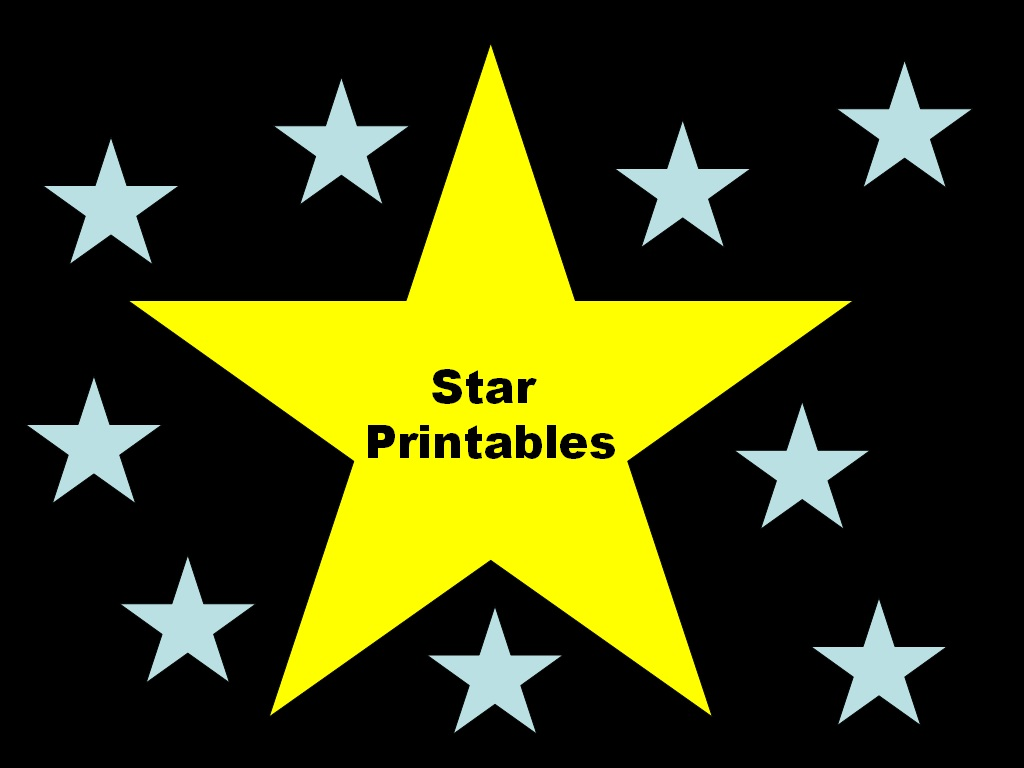 Enjoy Simple Pleasures: Free Star