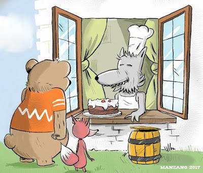 ilustracion-lobo-niños-cuentos