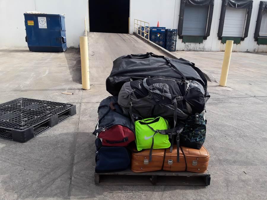 Envoie valises Caroline du Nord- Barcelone