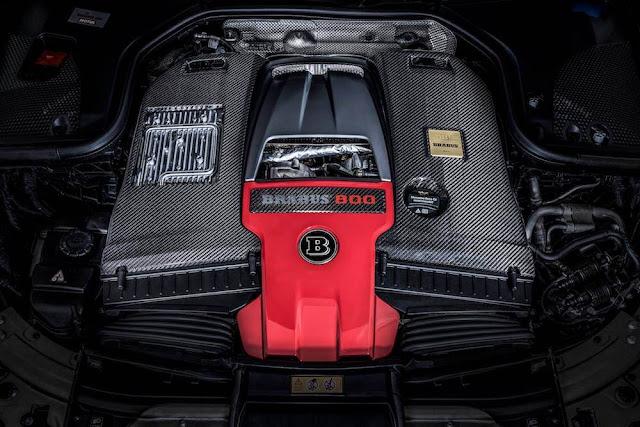 ブラバスがメルセデスAMG「E63 S」を800馬力にカスタム!わずか3秒で100km/hまで加速するスーパーセダンに。