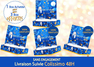 BIOTYfull Box de Décembre : La Festive
