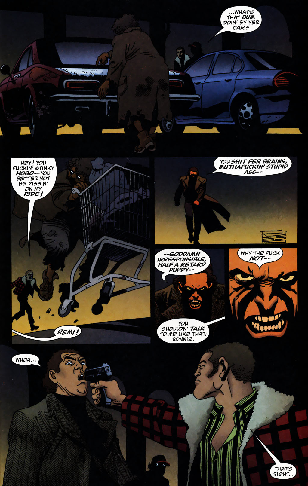 Read online 100 Bullets comic -  Issue #72 - 23
