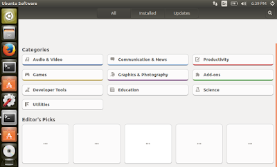 Ubuntu Software Center issue