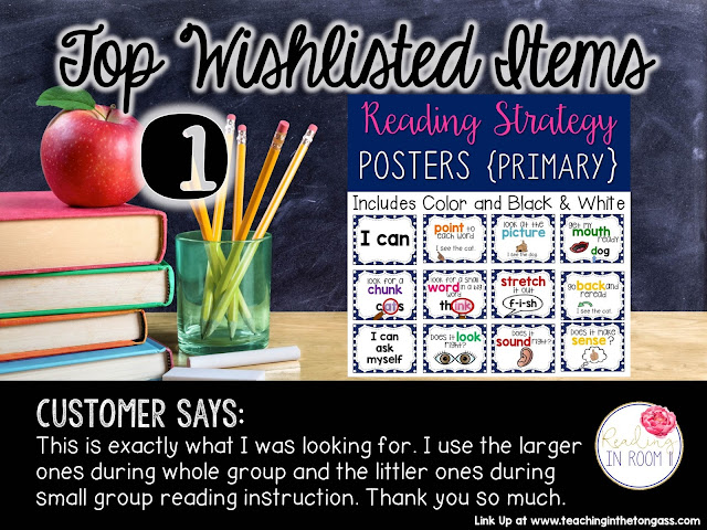 https://www.teacherspayteachers.com/Product/Reading-Strategy-Posters-Primary-2052555