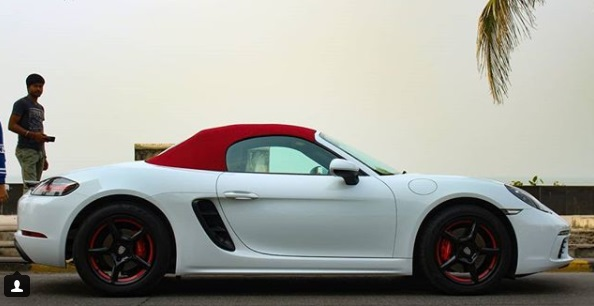Porsche Boxster Car Prices