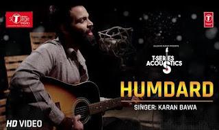 Humdard Lyrics – Karan Bawa | Ek Villan Song