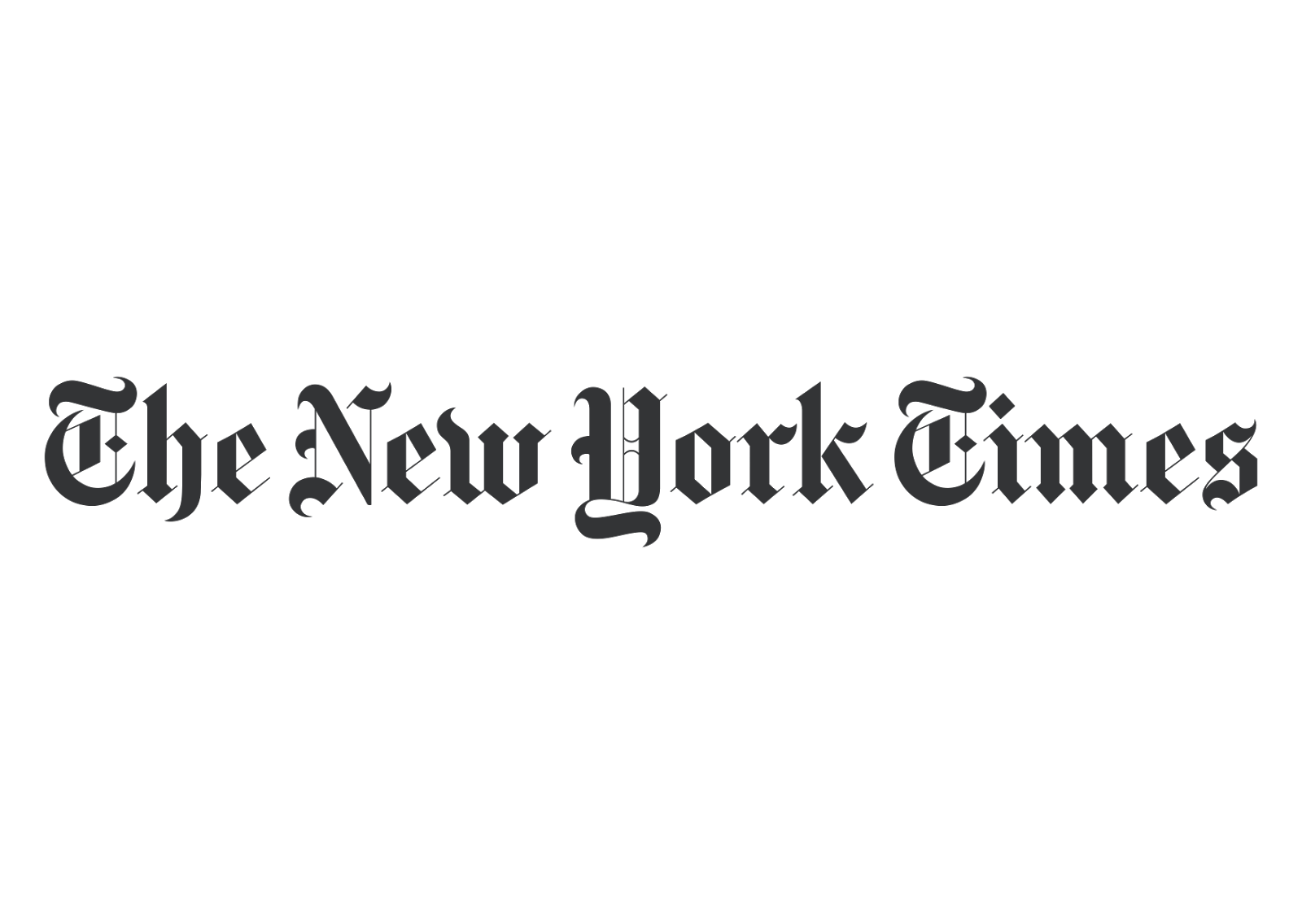 The New York Times Logo Vector~ Format Cdr, Ai, Eps, Svg