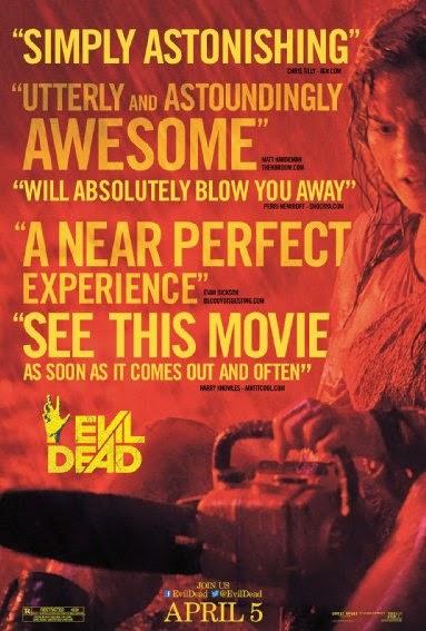 Evil Dead (2013) DVDrip