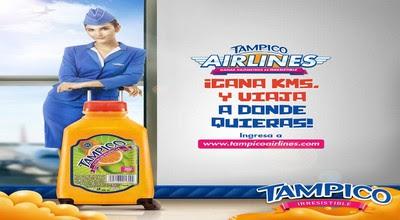 [Sorteo] Tampico Airlines