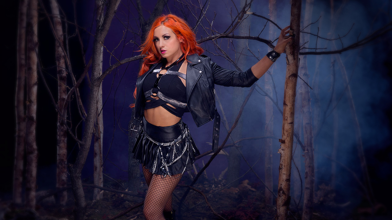 The Cathode Ray Mission: Femme Fatale Friday: Becky Lynch
