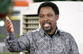 Where I Get My Power From – TB Joshua Reveals In Israel 1