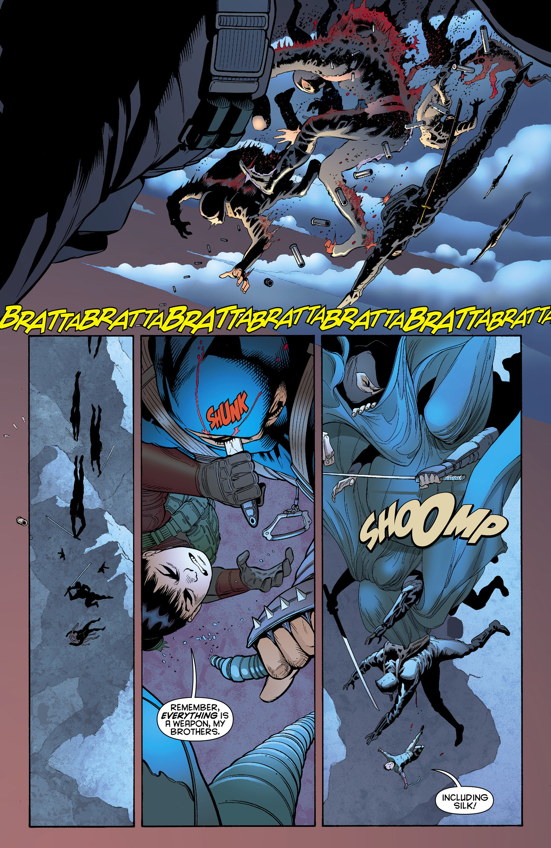 Read online Batman and Robin (2011) comic -  Issue #0 - 12