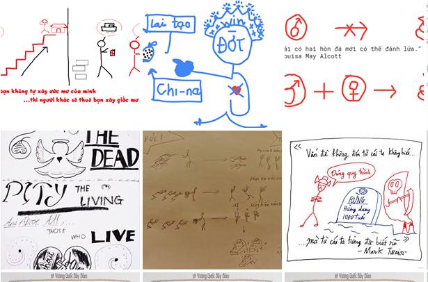 """Vương Quốc Bảy Bủm - Fanpage tuyệt vời nhất mà bạn nên theo dõi'/></a></div>  <br/><br/> Hiện tại Vương Quốc Bảy Bủm đang tổ chức cuộc thi vẽ <b>[BIG Game] Đánh thức """"thằng tí"""" của bạn</b> khá hấp dẫn mà nếu bạn có khiếu hoặc có ý tưởng thì có thể tham gia <a href="""