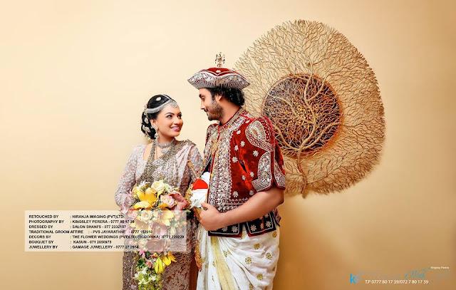 Chathurika Peiris and Gayan Wedding Photos