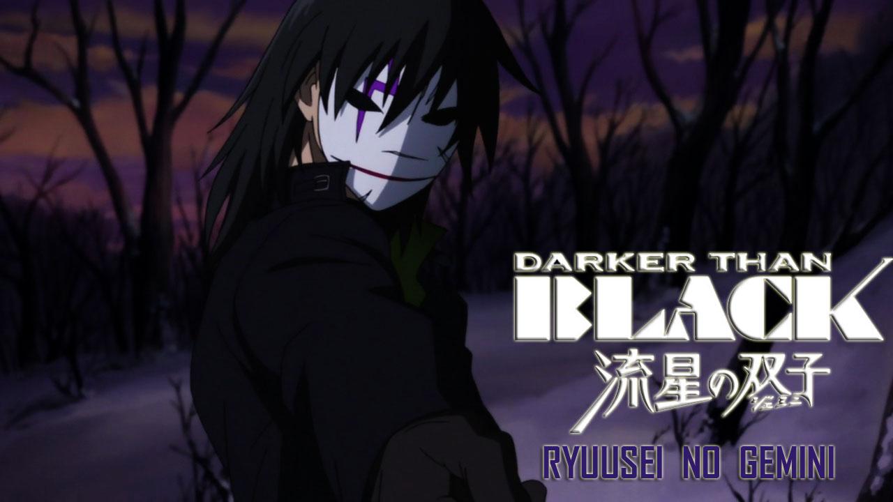 Darker Than Black: Ryusei no Gemini