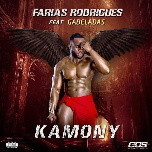 Farias Rodrigues ft. Gabeladas - Kamony (Afro Trap) [Download] baixar nova musica descarregar agora 2019