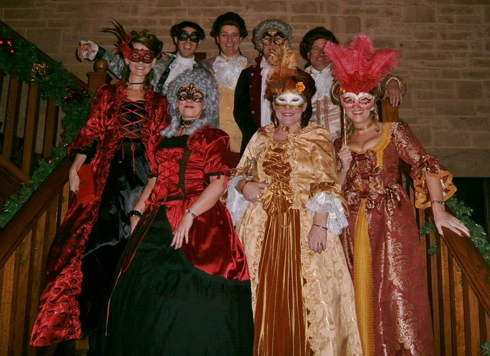 2ede838f519e Complete Costumes Testimonials: A Christmas Masquerade Ball