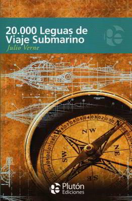 Portada libro veinte mil leguas de viaje submarino descargar pdf gratis