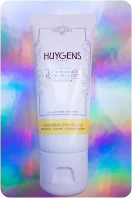 Gommage pour le corps Huygens