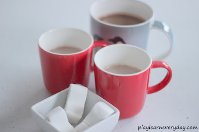 hygge for the family - hot chocolate