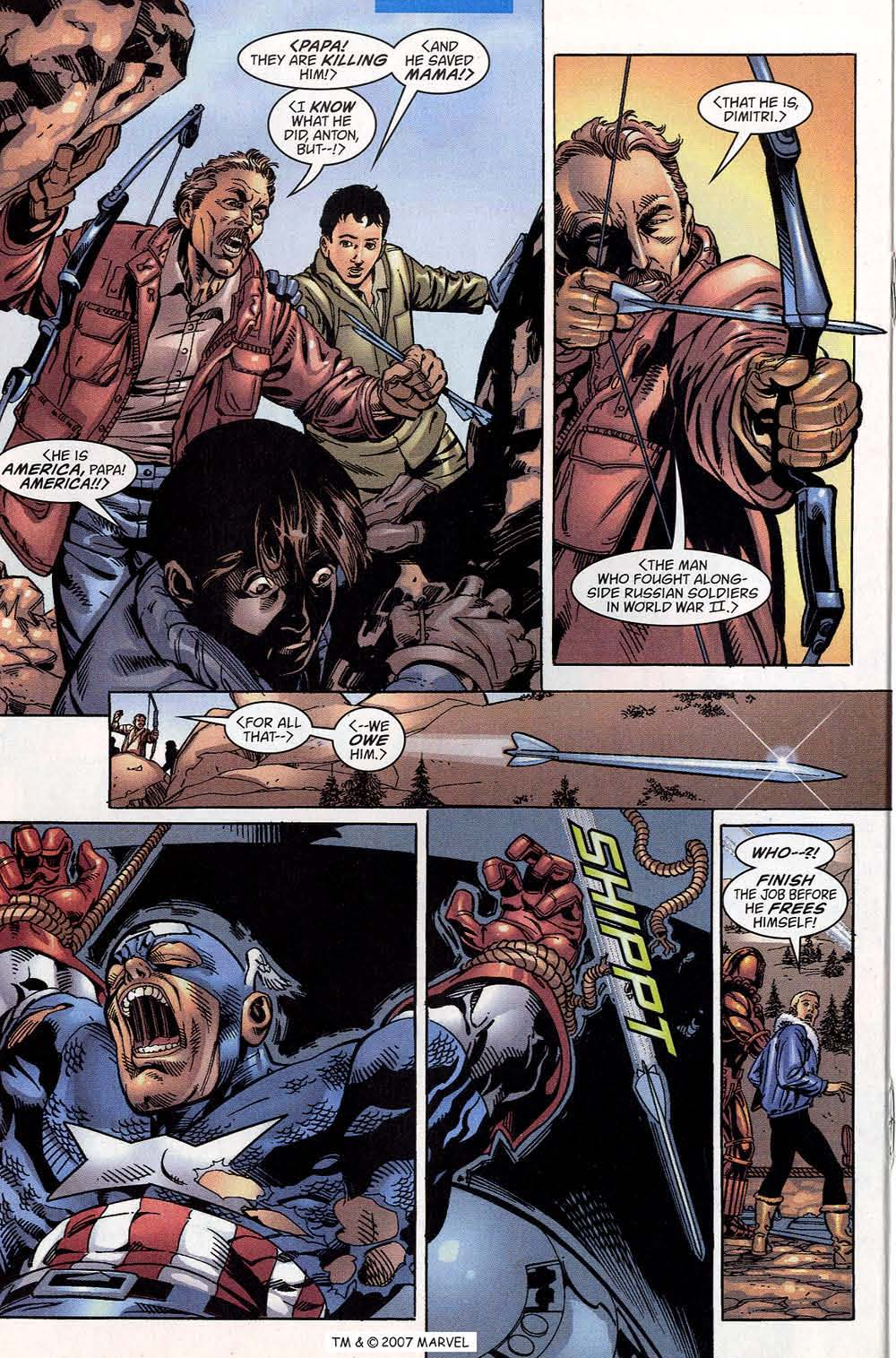Captain America (1998) Issue #43 #50 - English 18
