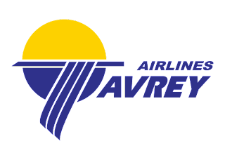 Tavrey Airlines Logo Vector