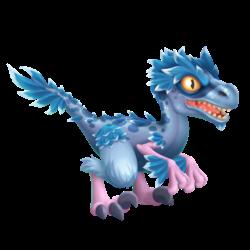 Dragão Fuxico (Jovem)