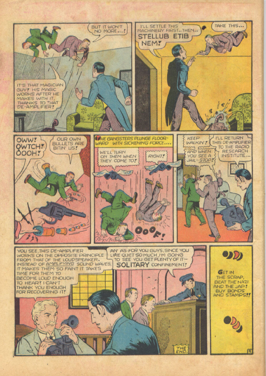 Read online Action Comics (1938) comic -  Issue #64 - 57