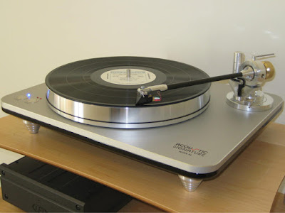 Sản phẩm Hi-end Cơ đĩa than - Acoustic Signature WOW XL