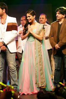 Actress Naina Ganguly Stills in Long Dress at Vangaveeti Audio Launch  0126.JPG