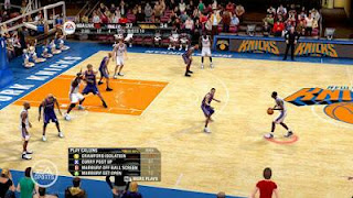 NBA LIVE 09 ISO High Compressed PPSSP Download