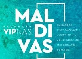 Cadastrar Promoção Lojas Forum 2019 Viagem Maldivas - VIP Nas Maldivas