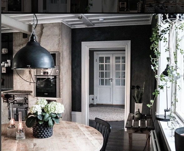 Rustic Scandinavian Interiors By Trendrummet