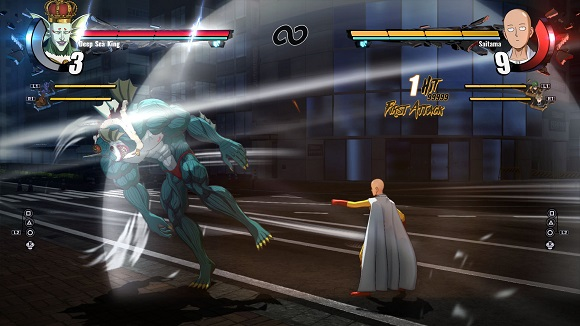 ONE PUNCH MAN A HERO NOBODY KNOWS Gameplay 4