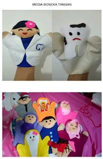 Boneka Tangan
