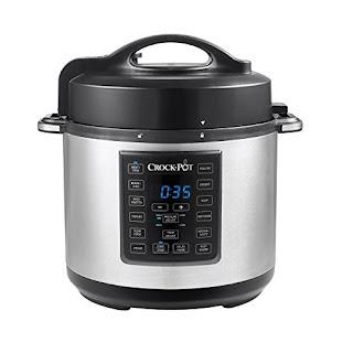 Crock-Pot Express Crock Programmable Multi-Cooker review