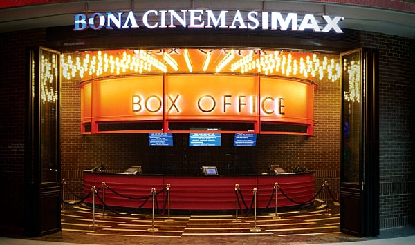 Bona Cinemas at 20th Century Fox Theme Park Genting