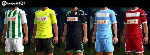 PES 2013 Cordoba CF Kit Season 2016-2017