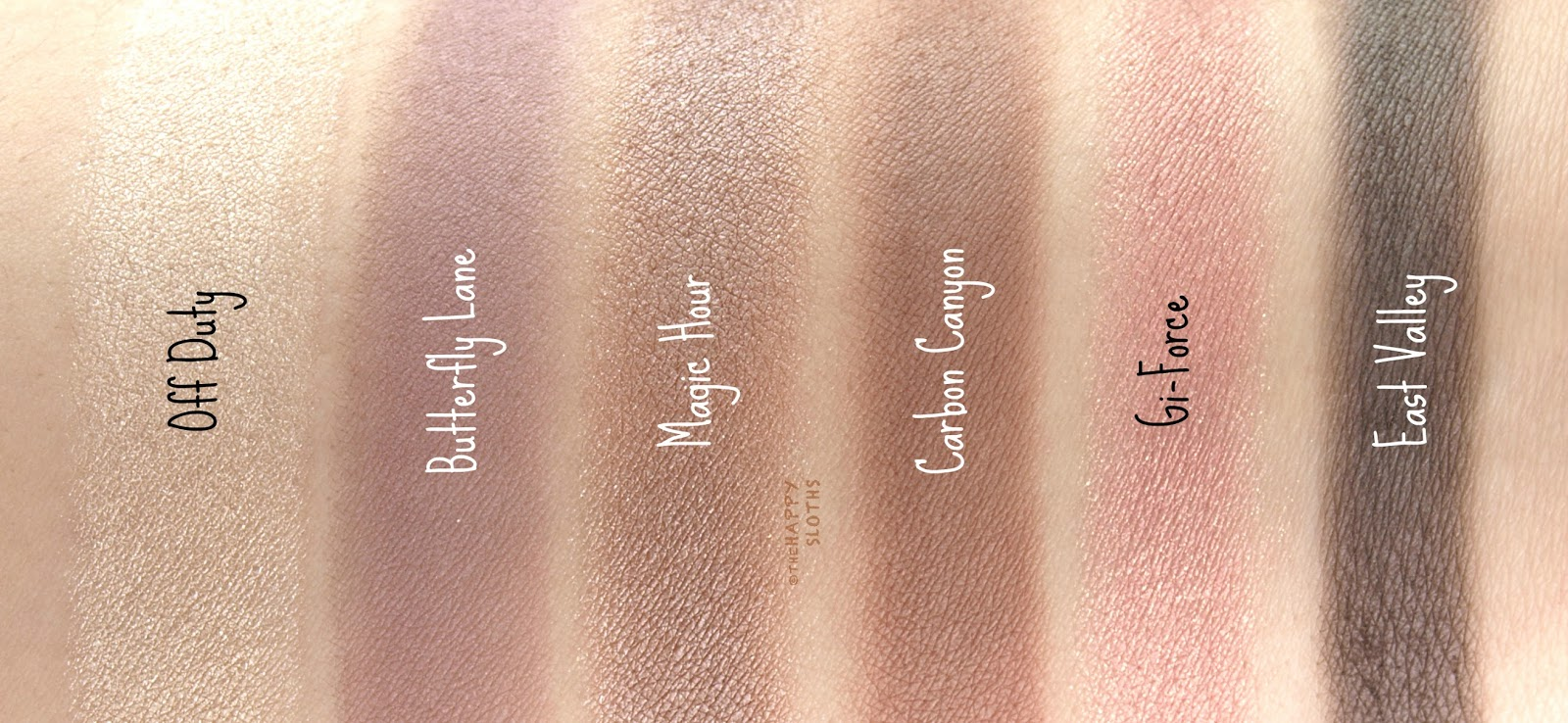 """Maybelline x Gigi Hadid Eyeshadow Palette in """"Cool"""": Review and Swatches"""