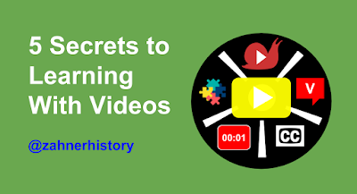 5 Secrets to Learning With Videos