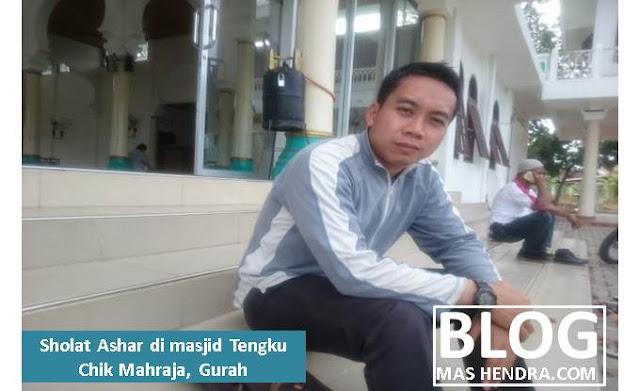 Masjid Tengku Chik Mahraja, Gurah, Peukan Bada, Aceh Besar - Blog Mas Hendra