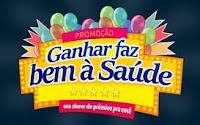 Promoção Drogal 'Ganhar faz bem à saúde' www.promocaodrogal.com.br
