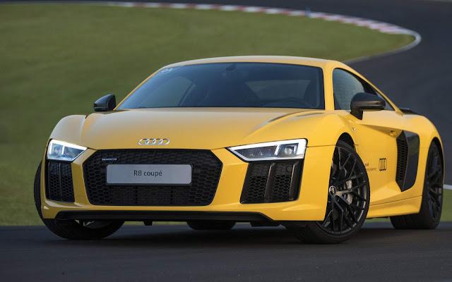 Novo Audi R8 2018