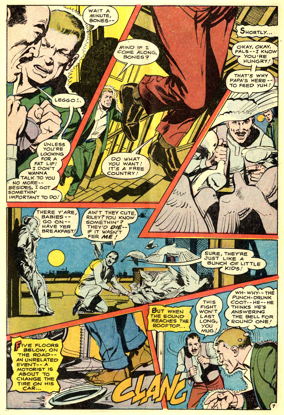Strange Adventures (1950) issue 210 - Page 11