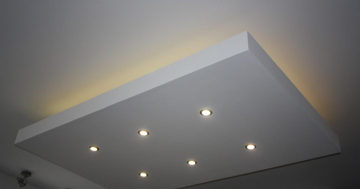Bricolage De L Idee A La Realisation Faux Plafond Retro