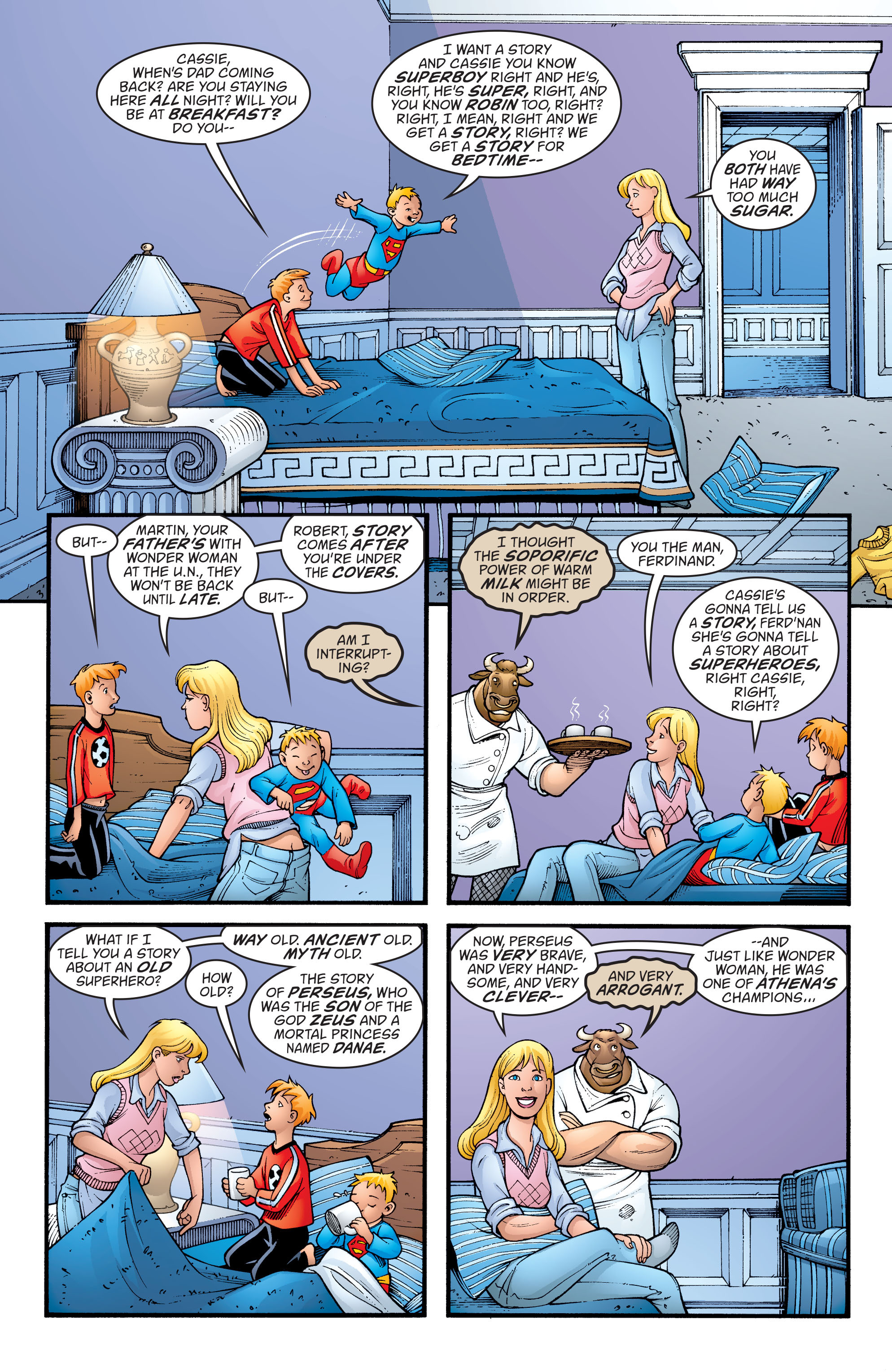 Read online Wonder Woman (1987) comic -  Issue #200 - 37