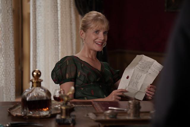 Élisabeth (Mélanie Laurent) dans Le Retour du héros